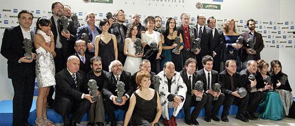 Improvisa :: Cine :: Todos Goya 2007