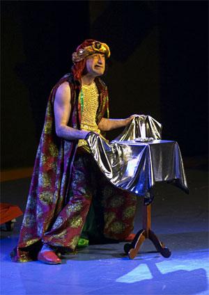 Improvisa :: Escuela de Circo Carampa