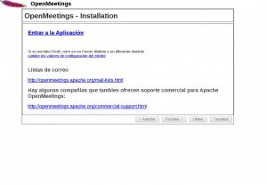 OpenMeetings 3.0.3 en Debian 7 - Improvisa